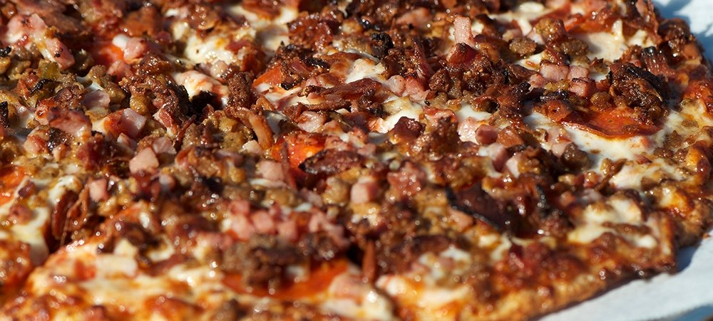 Meat Supreme Pizza